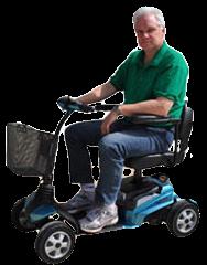 Dart Scooter