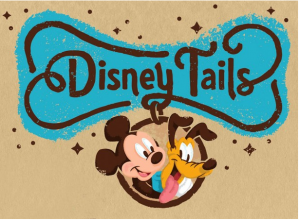 Disney Tails Merchandise is coming back Spring 2015!