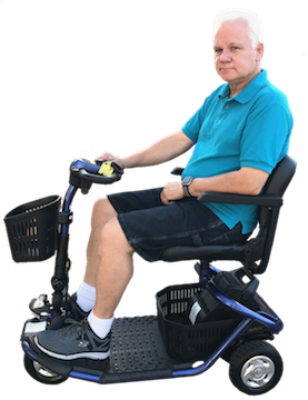 Disney Scooter Rentals | Disney Orlando Electric Wheelchairs